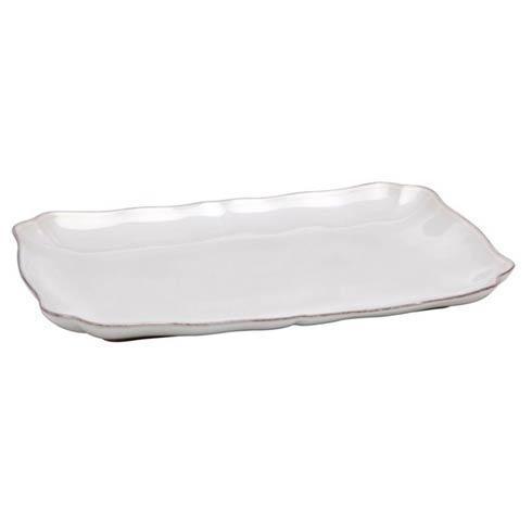 Casafina  Bistro - White Rectangular Platter $46.25