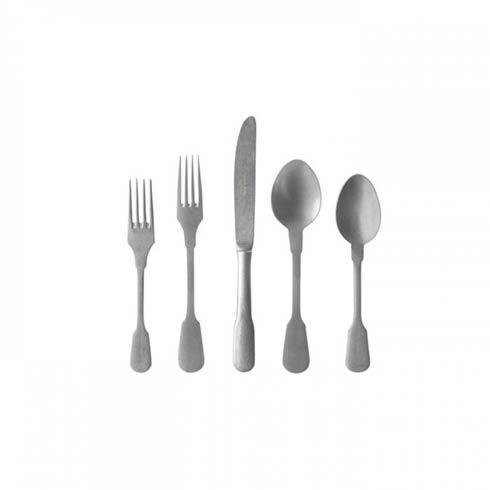 $45.00 Flatware 5 Pc Set (Without Box)