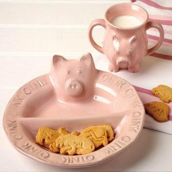 $35.00 Plate And Mug Set