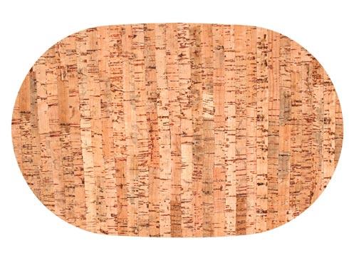 Casafina  Cork Collection Set/4 Oval Place Mats $39.00