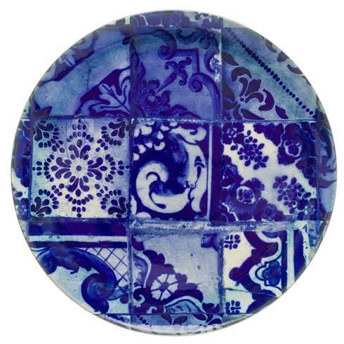 """Costa Nova  Lisboa Round Platter 15"""" $106.00"""