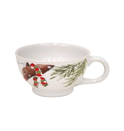 Casafina  Deer Friends Deer Friends Jumbo Mug $33.00