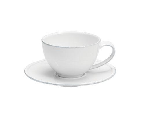 $32.50 Tea Cup and Saucer 9 oz.