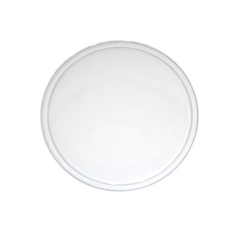 """Costa Nova  Friso - White Bread Plate 7"""" $12.00"""