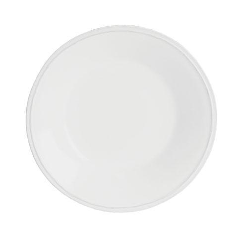 "Costa Nova  Friso - White Soup/Pasta Plate 10"" $22.50"