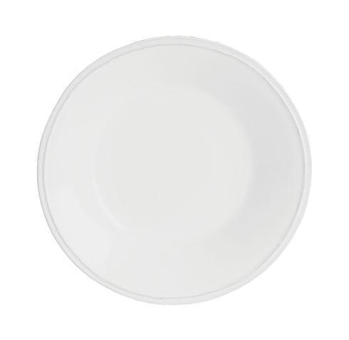 Costa Nova  Friso - White Soup / Pasta Plate $21.50