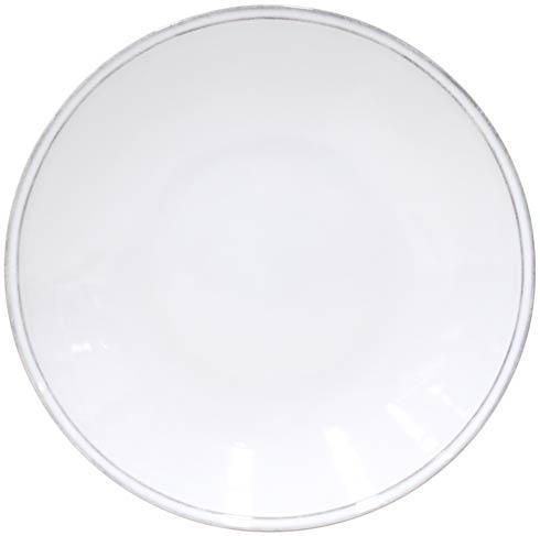 """Costa Nova  Friso - White 11 1/4"""" Serving Plate $37.00"""