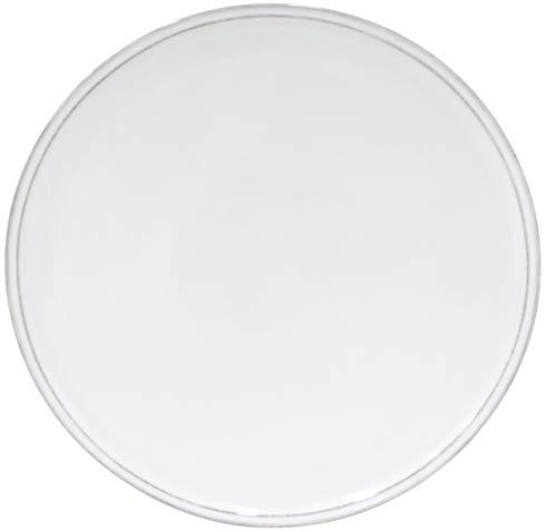 """Costa Nova  Friso - White 13 1/4"""" Serving Plate $42.00"""