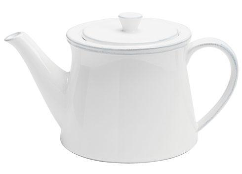 Costa Nova  Friso - White 50 Oz Tea Pot $50.50