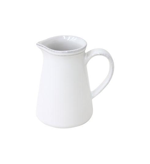 Costa Nova  Friso - White 6.8 Oz Creamer $25.00