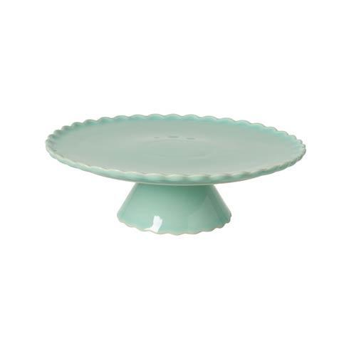"""$76.00 Footed Plate 11"""""""