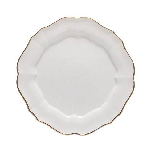 Casafina  Impressions Gold Charger Plate/Platter $71.50