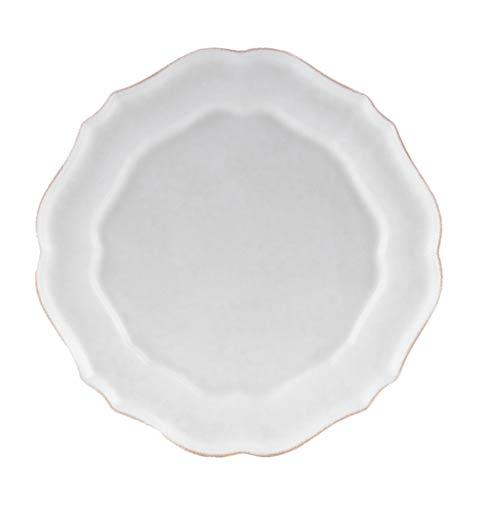 Impressions - White Charger Plate/Platter