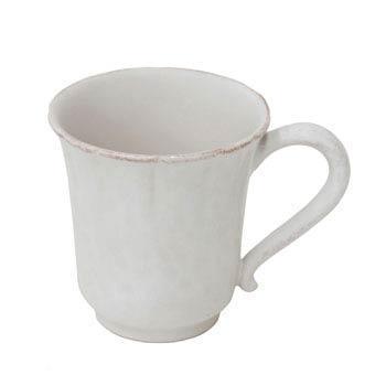 Casafina  Impressions - White Mug $15.50