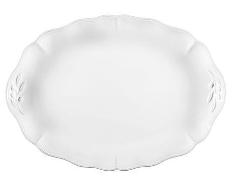 Costa Nova  Alentejo - White Oval Platter $59.00
