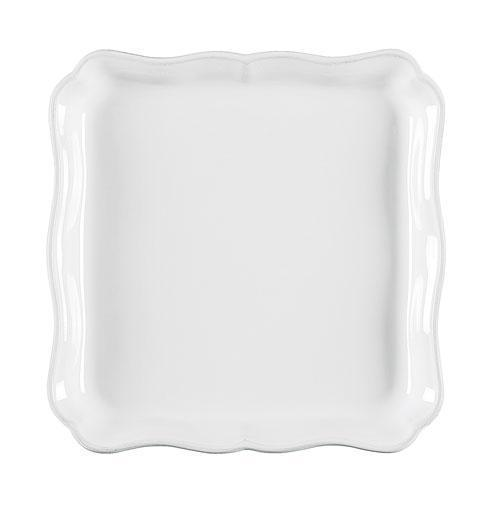"Costa Nova  Alentejo - White Square Tray 8"" $23.00"