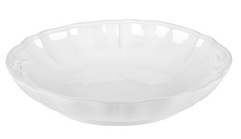 "Costa Nova  Alentejo - White Pasta/Serving Bowl 13"" $67.00"