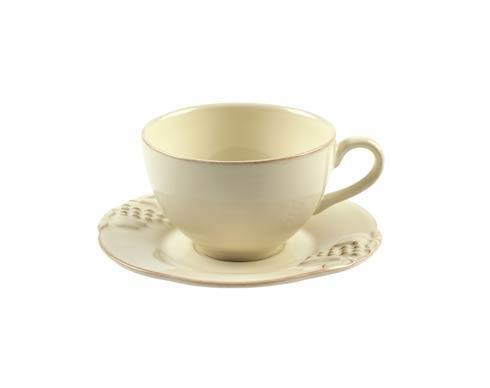 $27.50 Tea Cup and Saucer 9 oz.