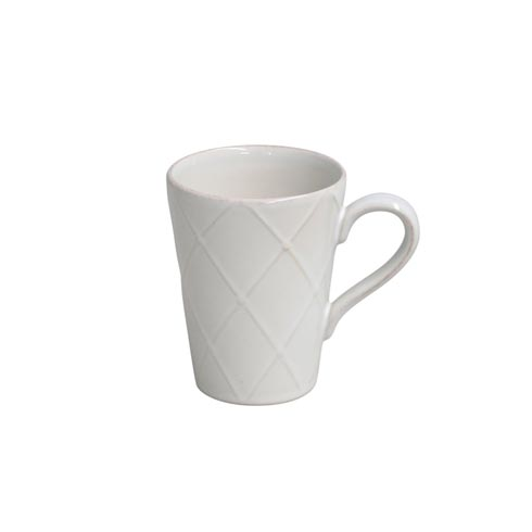 Casafina  Meridian - White Coffee Mug $15.50