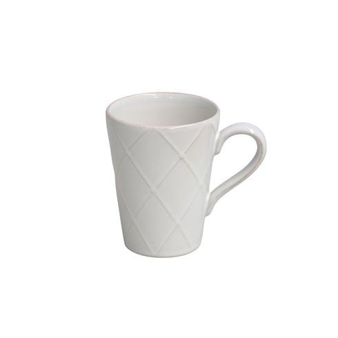 Casafina  Meridian - White Coffee Mug $18.50
