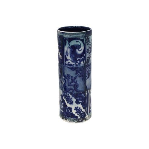 "Costa Nova  Lisboa Cylinder Vase 10"" $78.50"