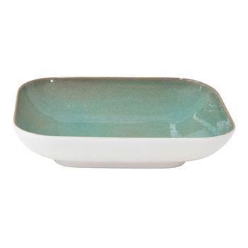 Casafina  Oceana - Azure Blue Large Rectangular Baker $38.00