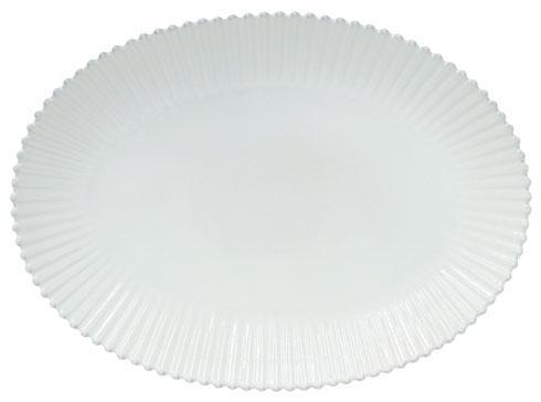 Costa Nova  Pearl - White Oval Platter $92.50