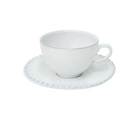$33.50 Tea Cup and Saucer 8 oz.