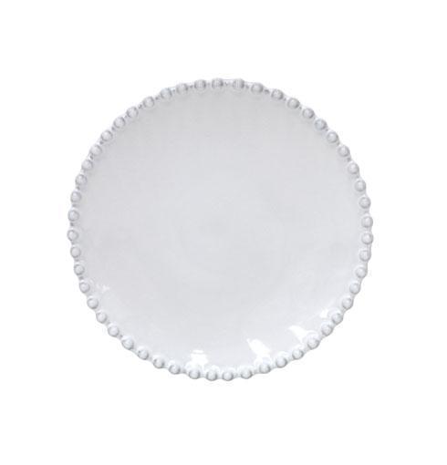 Costa Nova  Pearl - White Bread Plate $12.00