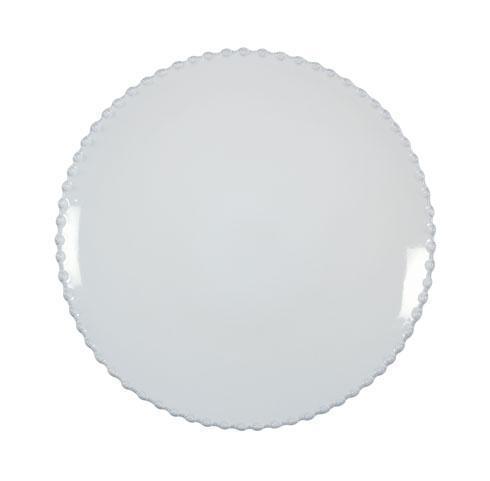 Costa Nova  Pearl - White Salad Plate $21.50