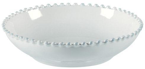 Costa Nova  Pearl - White Pasta Plate $30.50