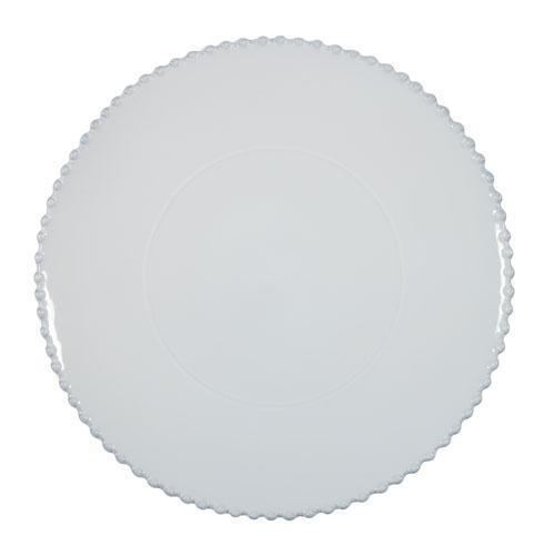 Costa Nova  Pearl White Charger Plate $48.50