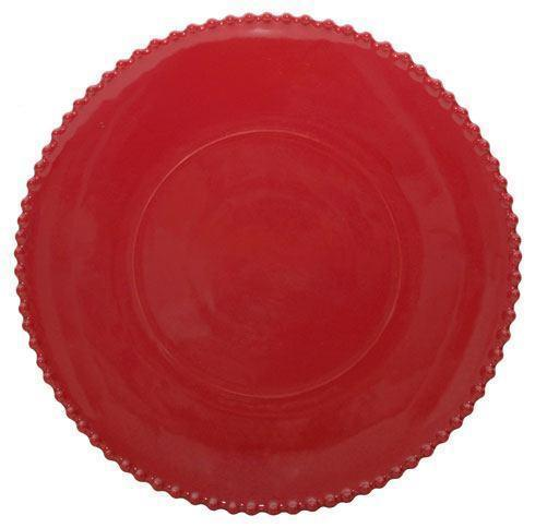 Costa Nova  Pearl Rubi Charger Plate $53.00