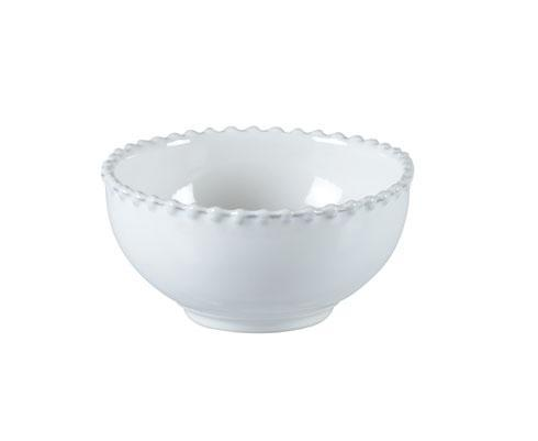 Costa Nova  Pearl - White Fruit Bowl $16.50