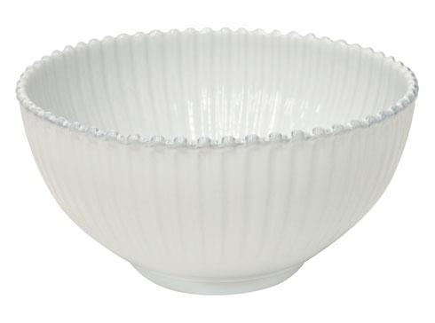"Costa Nova  Pearl - White 10.75"" Salad Bowl $63.50"