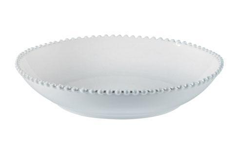 Costa Nova  Pearl - White Pasta/Serving Bowl $48.50