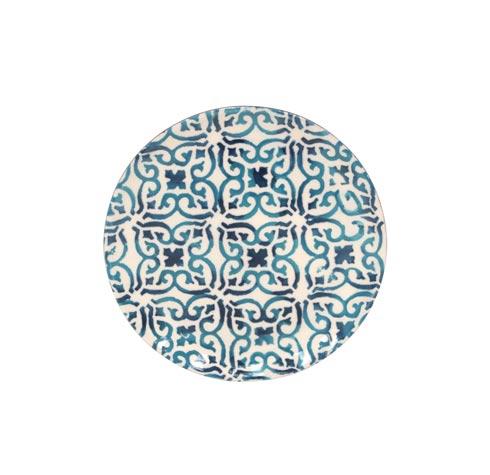 Casafina  Piastrella - Blue Appetizer Plate $19.00