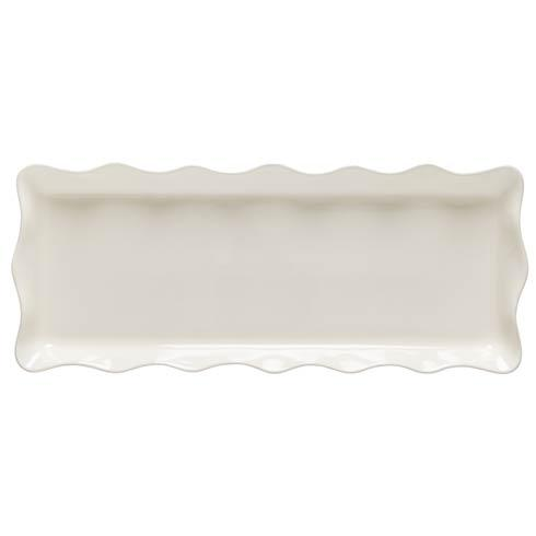 Casafina  Cook & Host – Cream Rectangular Tray  $49.00