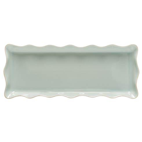 Casafina  Cook & Host - Robin's Egg Blue Rectangular Tray  $49.00