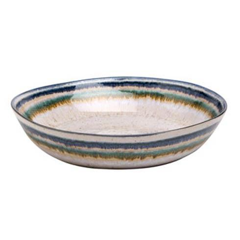 Casafina  Sausalito - White Large Pasta Server $78.00