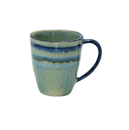 Casafina  Sausalito - Green Straight Coffee Mug $23.25