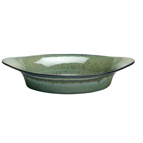 Casafina  Sausalito - Green Oval Baker $61.50