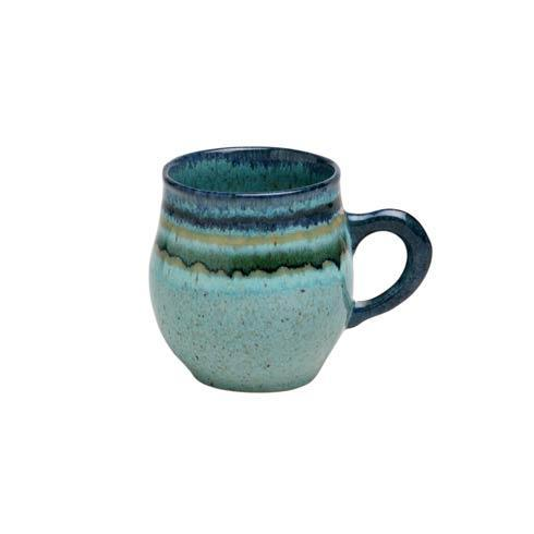 Casafina  Sausalito - Green Coffee Mug $23.00