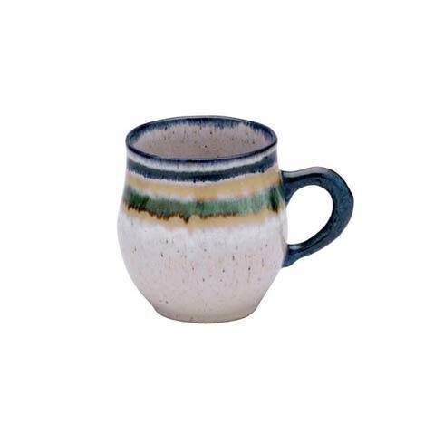 Casafina  Sausalito - White Coffee Mug $23.00