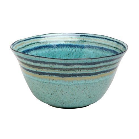Casafina  Sausalito - Green Serving Bowl $78.00