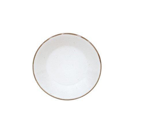"Casafina  Sardegna - White Bread Plate 7"" $14.00"