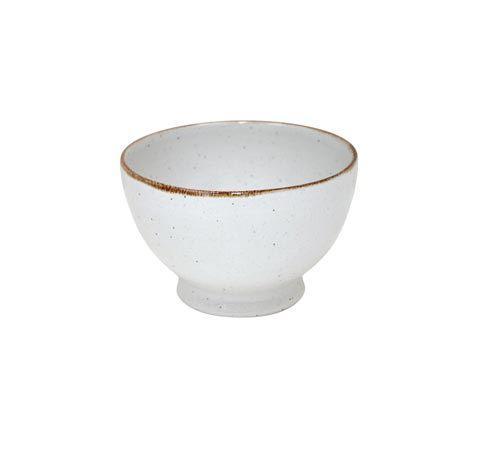 "Casafina  Sardegna - White Soup/Cereal Bowl 6"" $22.00"