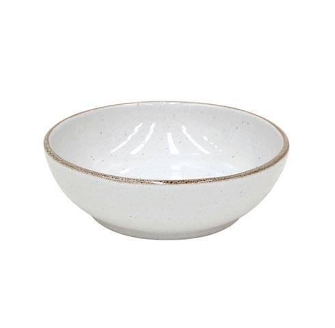 """Casafina  Sardegna - White Soup/Pasta Bowl 7"""" $24.00"""