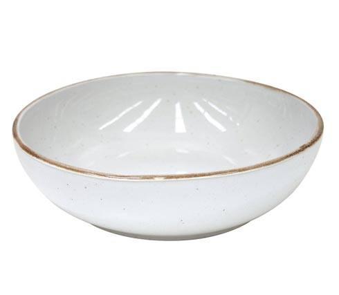 """Casafina  Sardegna - White Pasta/Serving Bowl 12"""" $67.00"""