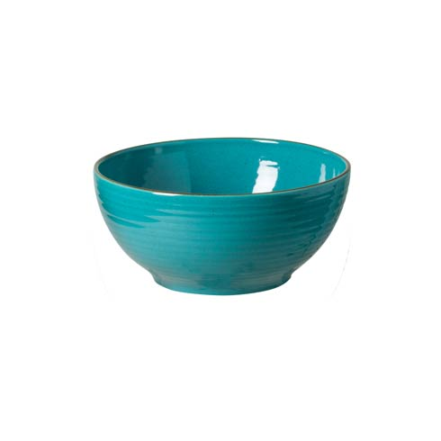 Sardegna - Blue Footed Serving Bowl